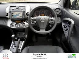 lexus wagon interior rav4 interior 2006 2013 toyota uk media site
