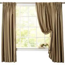 Patio Door Thermal Blackout Curtain Panel 91