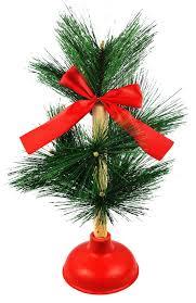 o u0027shitmass tree redneck novelty gift tree plunger holiday