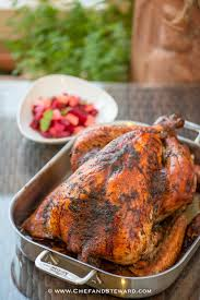 cooking turkey recipes thanksgiving how to roast a jamaican jerk turkey to spice up your christmas or