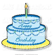 blue birthday cake clip art bbcpersian7 collections
