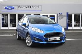 ford fiesta png 4 millionth ford fiesta sold in uk autoevolution