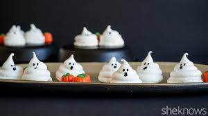 spooky haloween pictures 5 sweet and spooky halloween party dessert recipes