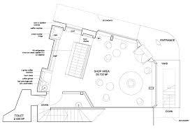 shop plans and designs gelato store interior design floor plans building plans online