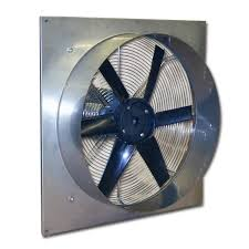 commercial sidewall exhaust fan canarm tf stainless steel panel fans