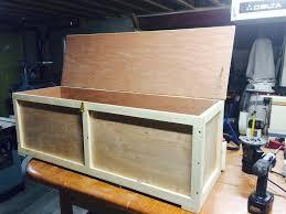 christmas tree storage crate by seafarin lumberjocks com