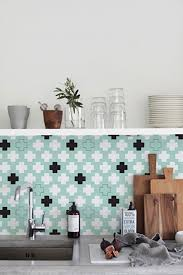 Wallpaper For Kitchen Walls by An Alternative Kitchen Splashback Kitchen Wallpaper By Lime Lace