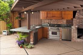 Outdoor Cabinets Kitchen Magnificent Small Outdoor Kitchen Plans Outdoor Cabinets