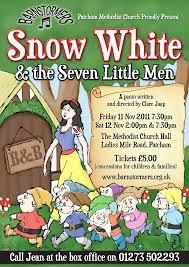 snow white men u2013 barnstormers
