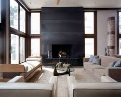 home decor prefabricated wood burning fireplace commercial