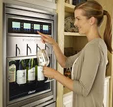 cave a vin encastrable cuisine cave à vin résidentielle encastrable sous plan en métal