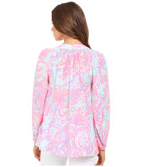 Swell Lilly Pulitzer by Lilly Pulitzer Elsa Top Lyst