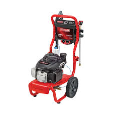 craftsman 020432 2600psi 2 3gpm honda powered pressure washer