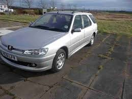 peugeot estate cars peugeot 306 estate low mileage diesel with old mot s to prove low