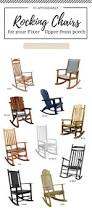Wooden Rocking Chair Dimensions Best 25 Outdoor Rocking Chairs Ideas On Pinterest Rocking Chair