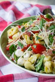 tuscan tortellini salad what the forks for dinner