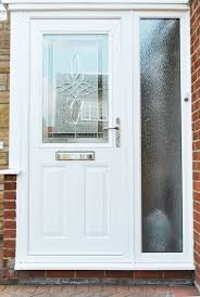 composite door glass a beautiful installation feels like home