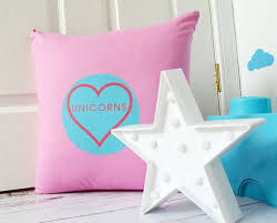 Pink Bedroom Cushions - 36 best unicorn bedroom triki designs images on pinterest