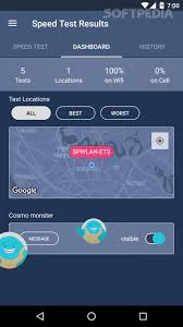 android speed test meteor review best android app to test your speed in the