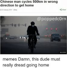 Black Chinese Man Meme - chinese man cycles 500km in wrong direction to get home share 26