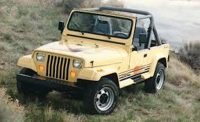 jeep yellow our favorite all time jeep wrangler trims and models autoinfluence