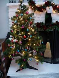 3 tree lights decoration