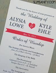 Cheap Wedding Programs 28 Cheap Ceremony Programs Cheap Wedding Programs Gifts On