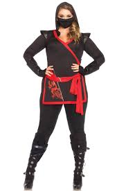 Egyptian Costumes Purecostumes Com Ninja Assassin Plus Size Costume Costumes Ninja Costume