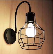 Wall Mount Light Fixtures Loft Wall Mounted Light For Living Room Foyer Bed Dining Room