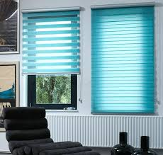 window blinds blue window blinds vertical mini blue window