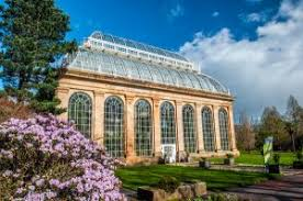Edinburgh Botanic Gardens Royal Botanic Garden Edinburgh Historic Edinburgh Guide