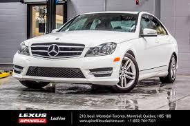 lexus is250 quebec used 2014 mercedes benz c class c 300 4 matic sedan toit for sale