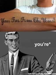 Spelling Meme - memes with incorrect grammar spelling 1 you re meme mckenna