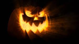 scary carved halloween pumpkin loop motion background videoblocks