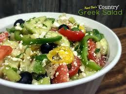 country u0027 greek salad aunt bee u0027s recipes