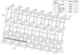 wooden modular wine rack plan u2014 steveb interior wine rack plans