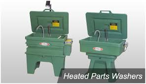 heated parts washer cabinet heated parts washers parts washers