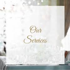 wedding planning services pocketful of event design service wedding planning