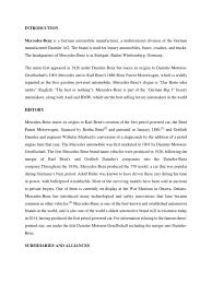 mercedes subsidiaries mercedes strategy pdf mercedes daimler ag