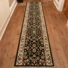 hallways home decor fetching carpet runners hallways with dark green hall
