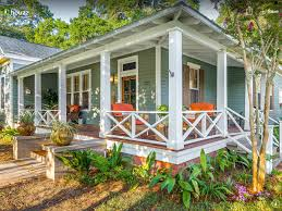 love this porch so many different spots to admire the garden from