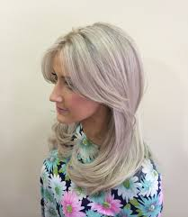 silver blonde color hair toner platinum blonde highlights with grey ash toner colour wella