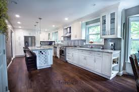 White Shaker Kitchen Cabinets by Ice White Shaker In Dublin Ohio