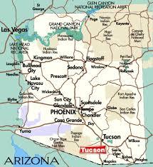 az city map map of arizona cities free printable maps
