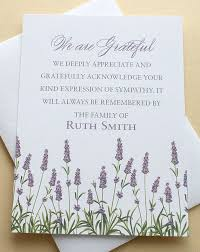 funeral thank you notes best 25 funeral thank you notes ideas on funeral