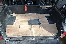 diy floor mats u0026 bed mat project can am commander forum