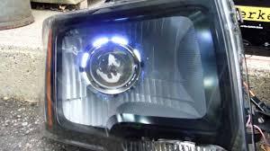 2012 ford f150 projector headlights 2009 2012 f150 projector retrofit headlights and fog lights