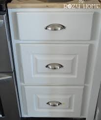 how to cabinets easy and inexpensive cabinet updates adding trim to