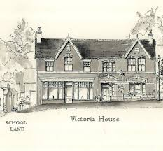 Victoria House Audlem Stafford Street The Square And Shropshire Street