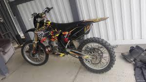 suzuki rm kilvellinen 250 cm 2005 haapavesi motorcycle